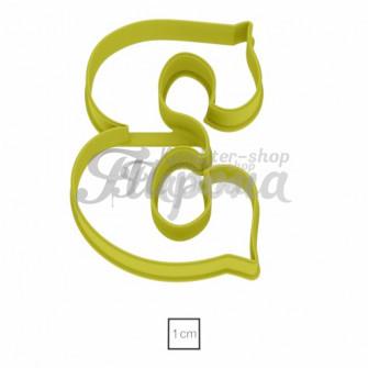 Форма для пряников и печенья Цифра 3, 10 см