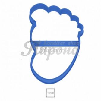 Форма для пряников и печенья Детская ножка, 11,3 см