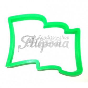Форма для пряников и печенья Флаг 9 см
