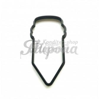 Форма для пряников и печенья Карандаш 11,4 см