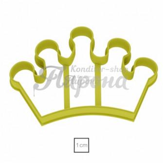 Форма для пряников и печенья Корона, 11,6 см