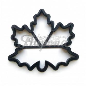 Форма для пряников и печенья Лист кленовый, 10,2 см