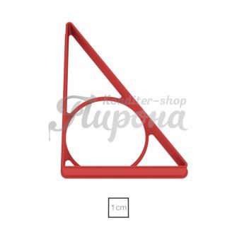 "Форма ""Треугольник 3х4х5"""