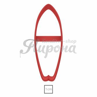 "Форма ""Доска для серфинга"""