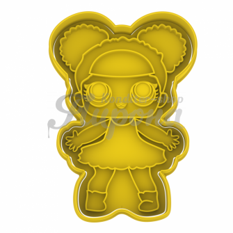 Плунжер с формой кукла LoL Queen Bee