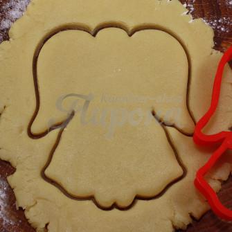 """Форма для пряников и печенья """"Ангел № 2"""""""