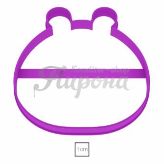 """Форма для пряников и печенья """"Angry Birds №4"""""""