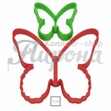 """Набор форм """"Бабочки №1"""" 2шт"""