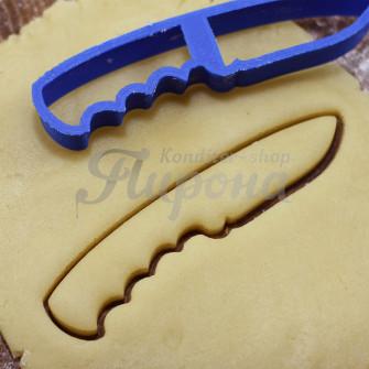 "Форма ""Нож №3"""
