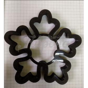 """Форма для пряников и печенья """"Снежинка-1"""""""