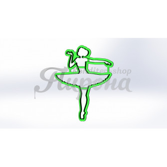 """Форма """"Балерина 5"""""""